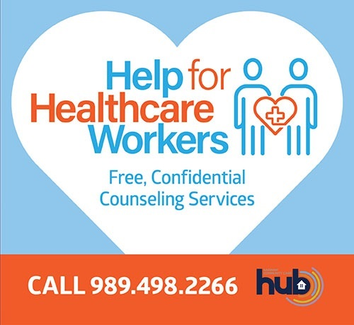 Help for Healthcare Workers - Free, Confidential Counseling Services